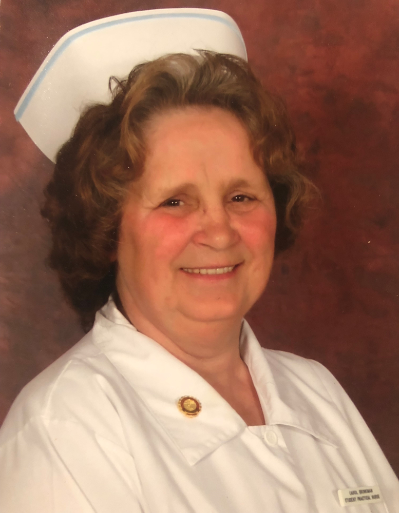 Obituary of Carol A  Brinkman   Welcome to Borland Funeral